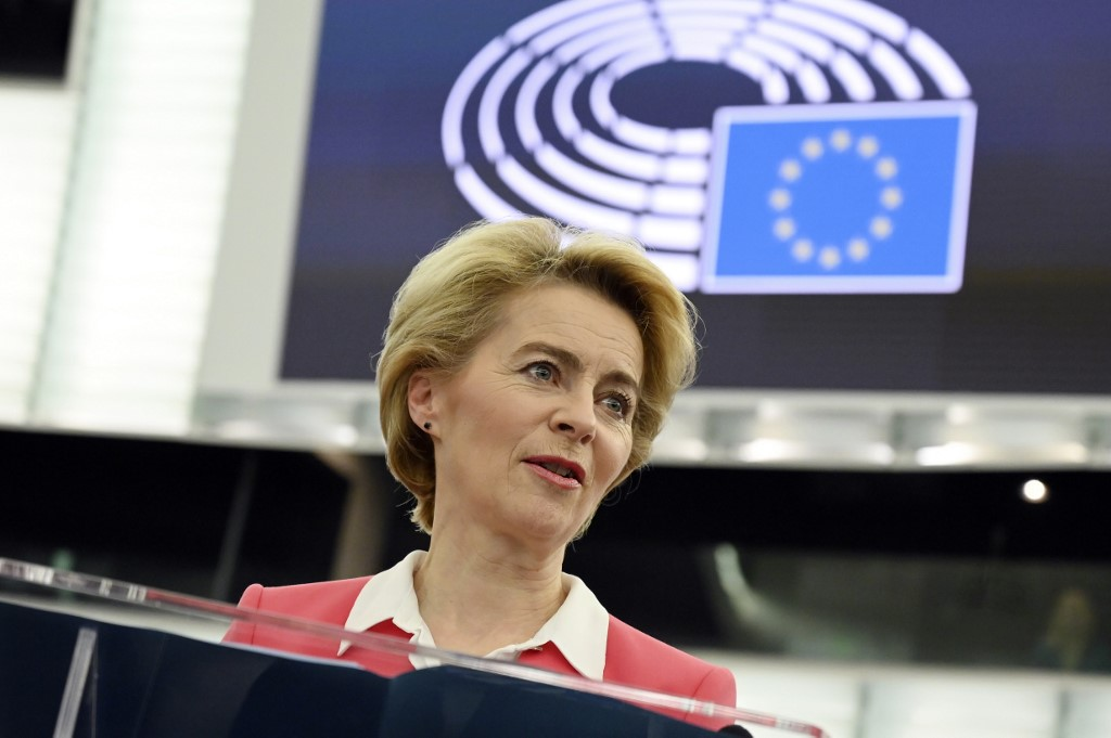 New European Commission approved by European Parliament