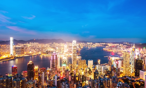 West launches public opinion war against China over HK
