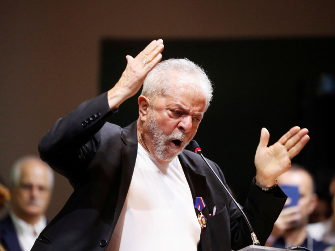 Brazil's court affirms ex-president Lula guilty in 2nd corruption case