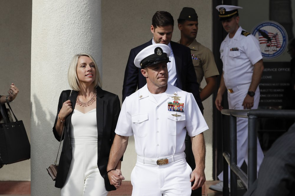 US Navy cancels review for SEALs after firing of Navy secretary