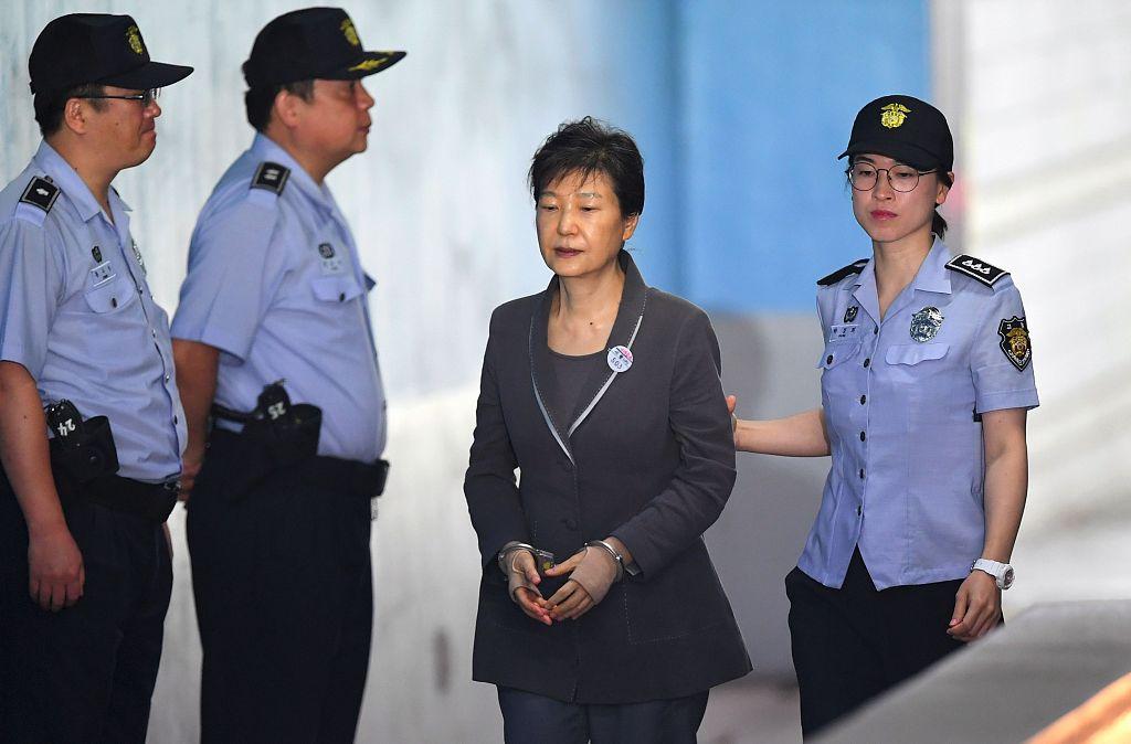 New retrial ordered for South Korea ex-leader Park