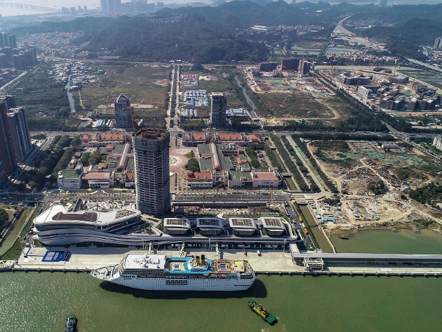 Guangdong exports up 1.2 pct in first 10 months