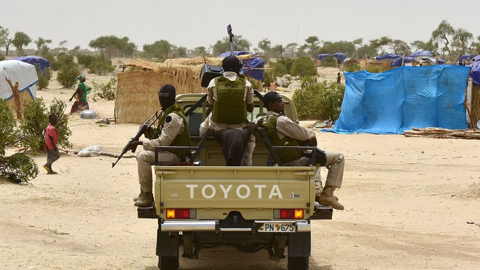 Two kidnapped Chinese nationals rescued in SW Nigeria