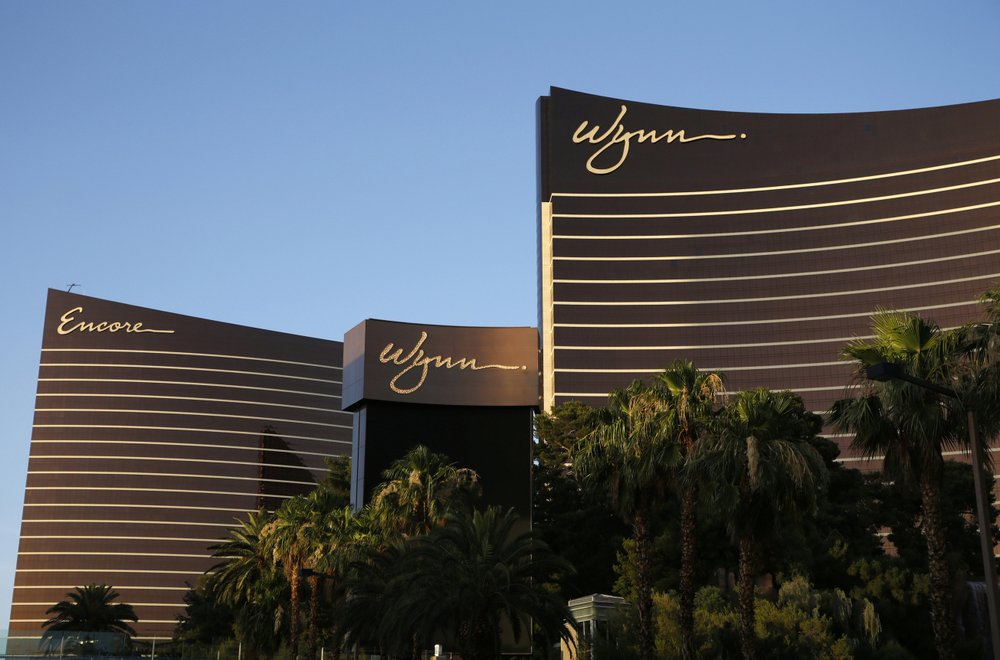 Wynn Resorts settles with pension funds over sex allegations