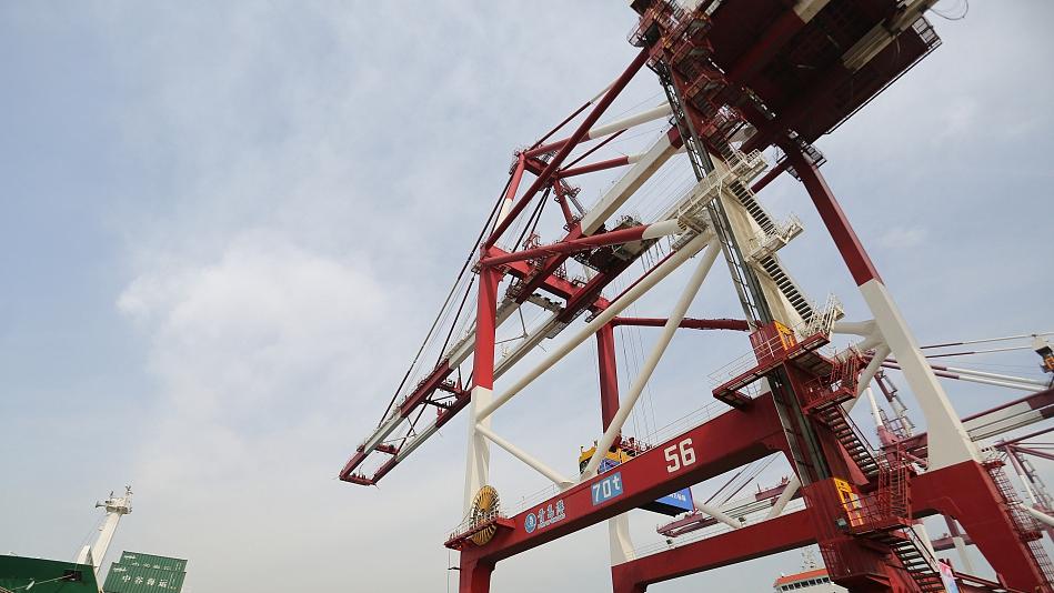 World's first hydrogen-powered 5G port put into service
