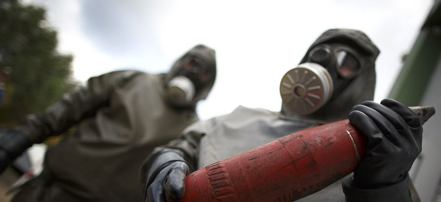 Chemical Weapons Convention Annex to be amended for 1st time