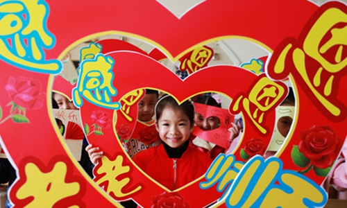 Thanksgiving Day becomes chance for Chinese people to show gratitude