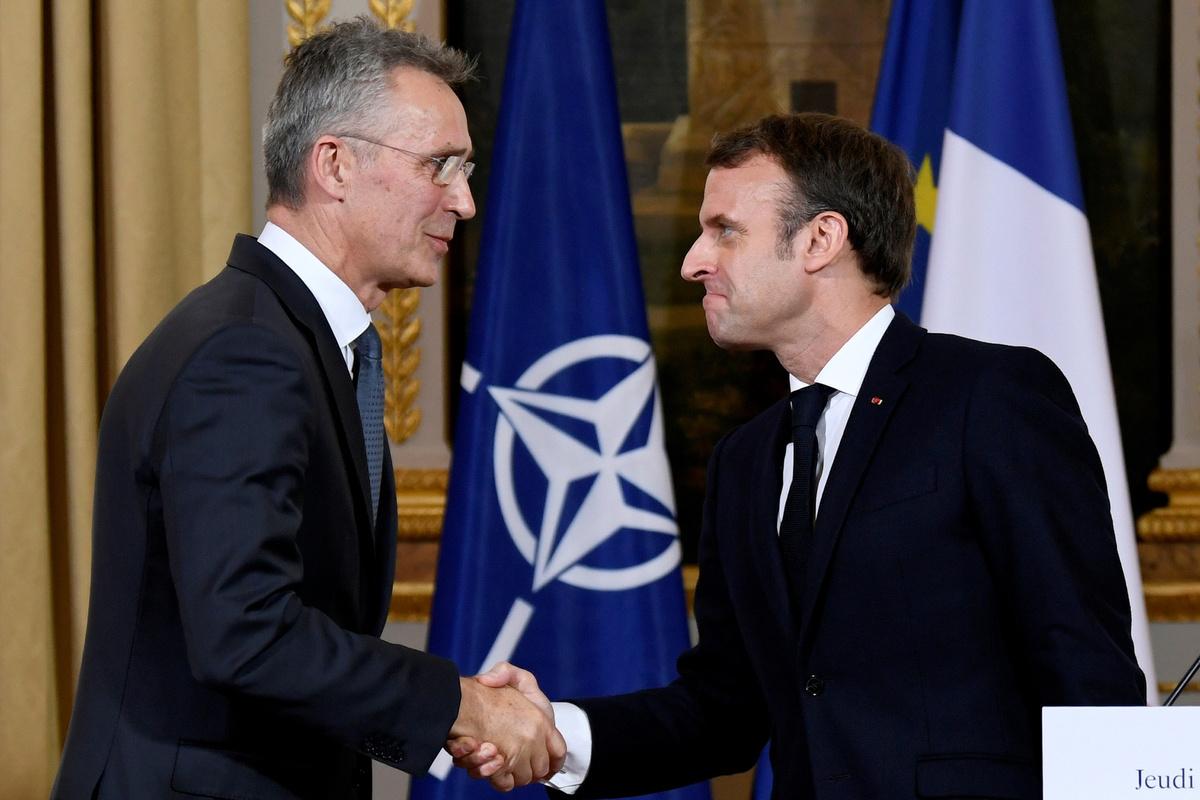 France's Macron: I'm not sorry I called NATO brain dead
