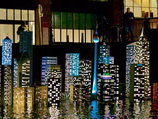 Amsterdam Light Festival opens in Netherlands