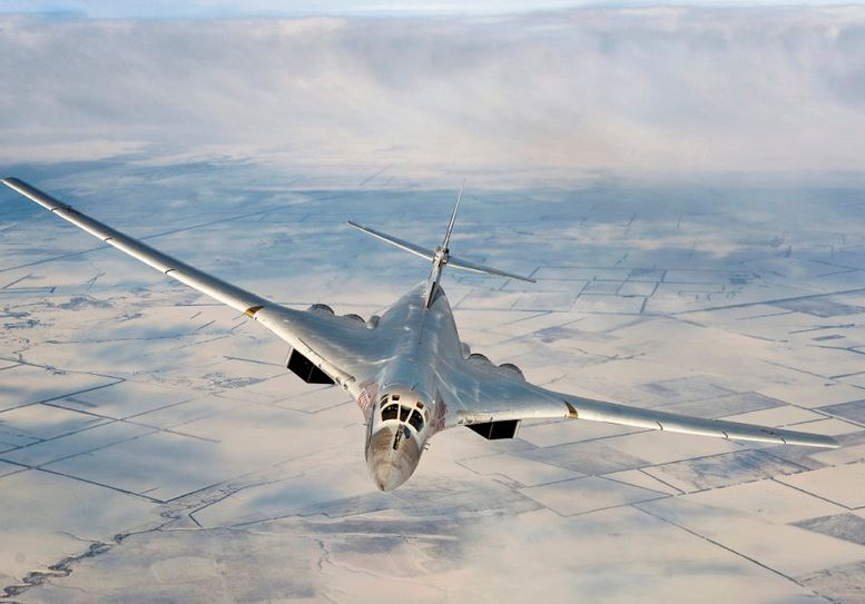 Russia to test first upgraded Tu-160M strategic bomber