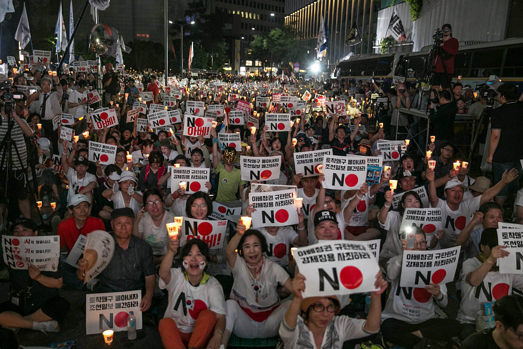 S.Korea, Japan to hold trade talks after suspending GSOMIA termination
