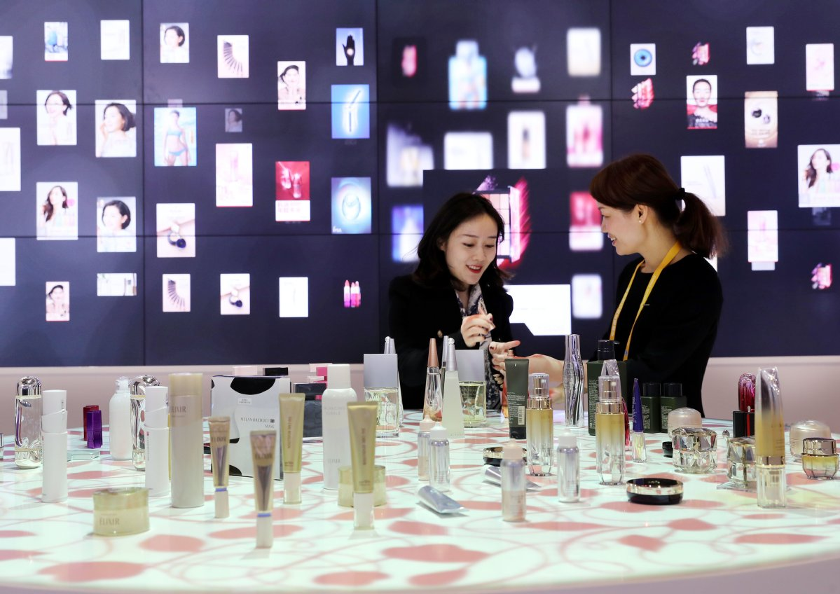 Cosmetics firm to sharpen focus in China