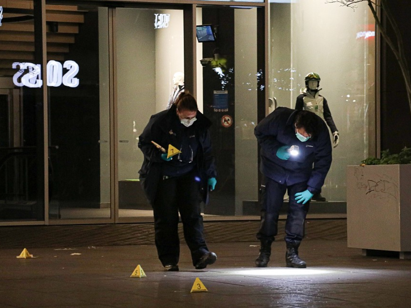 3 wounded in stabbing incident in The Hague, perpetrator on run