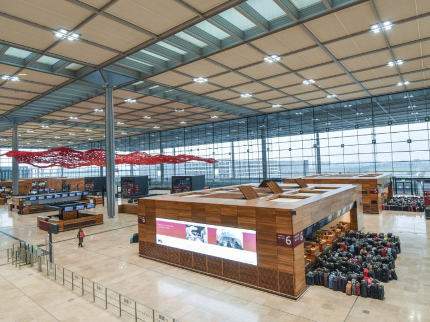 Berlin's much-delayed new airport to open Oct. 31 next year