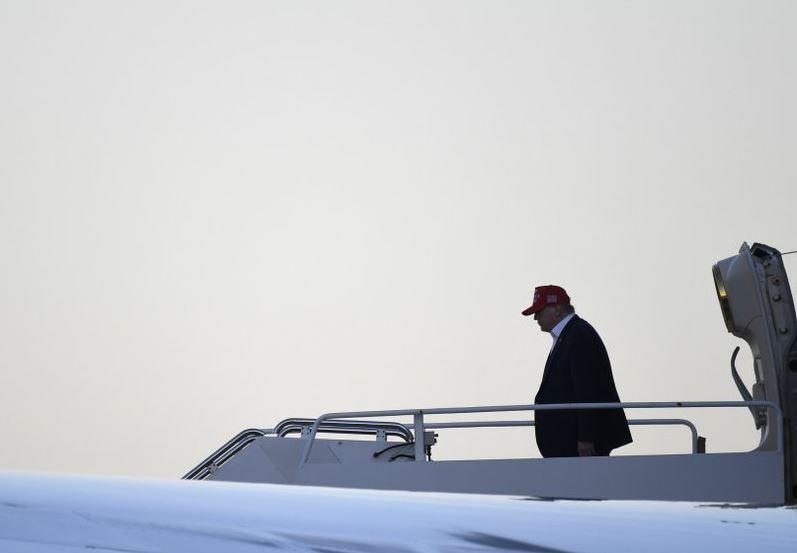 Trump to meet Macron, Merkel at NATO summit