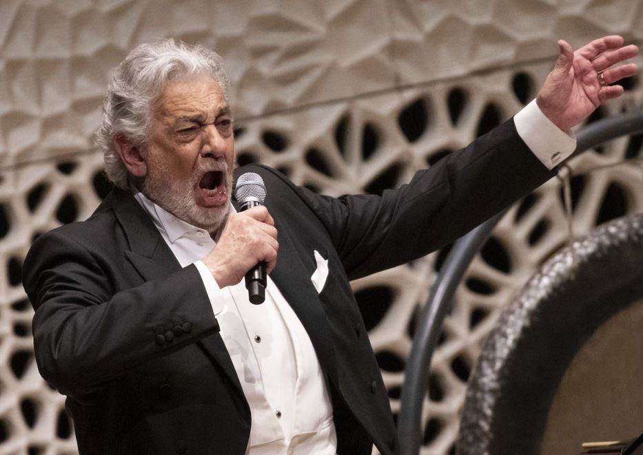 Placido Domingo says US accusations have been 'nightmare'