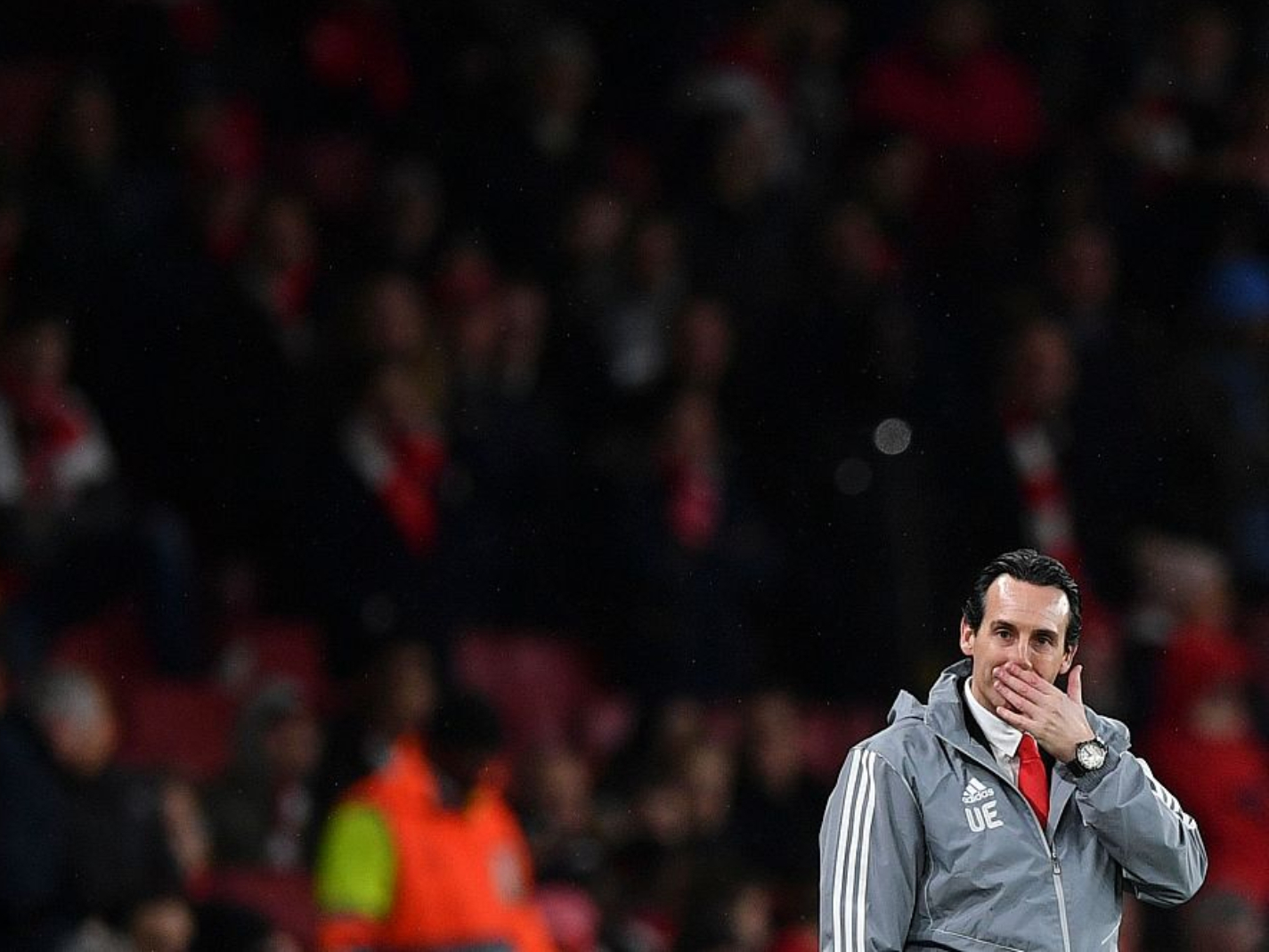 Sacked Emery says 'honor' to have coached Arsenal