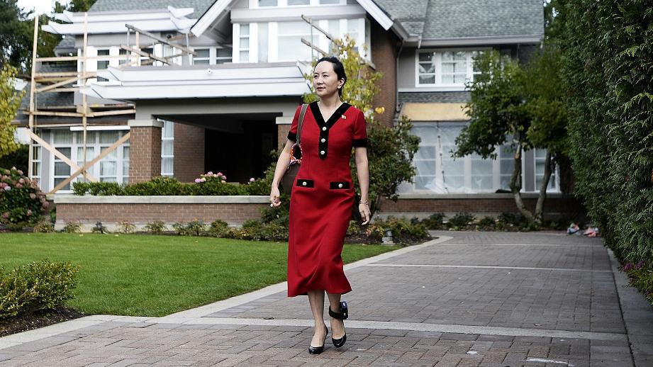 Chinese ambassador visits Huawei CFO, urges Canada to 'redress mistake'