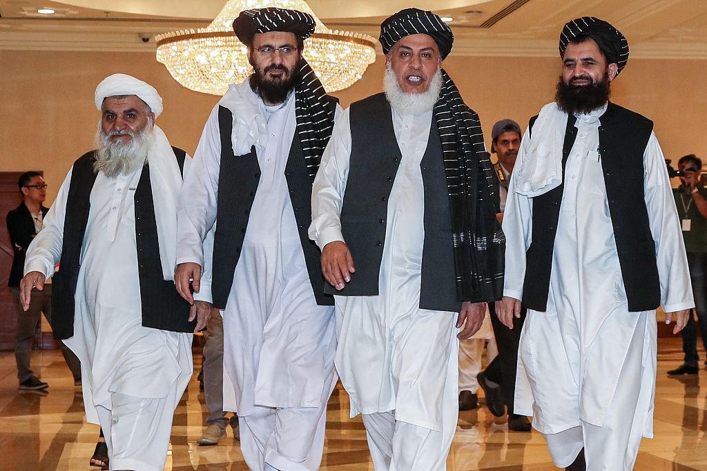 Are Taliban ready to resume talks after Trump's Afghanistan visit?