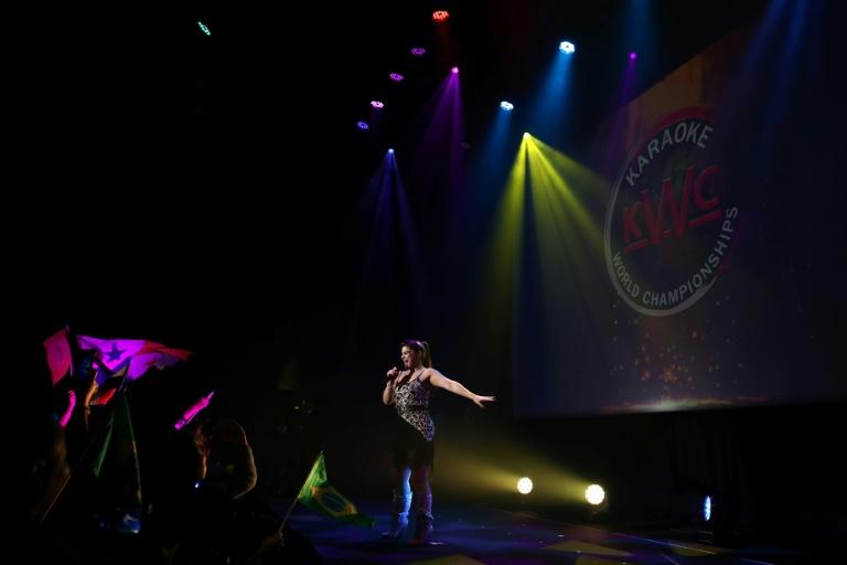 It's coming home: Karaoke World Championships rocks Japan