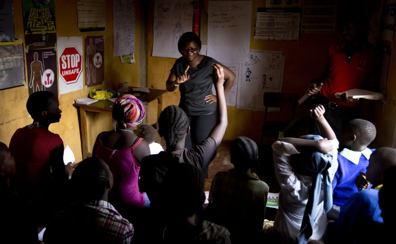 Complacency a concern as AIDS treatment improves in Africa