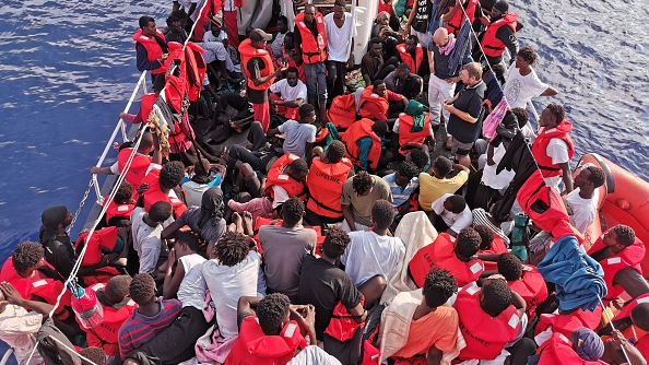 43 refugees evacuated from Libya to Niger