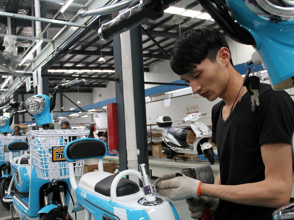 China's SOEs post steady profit growth in first 10 months