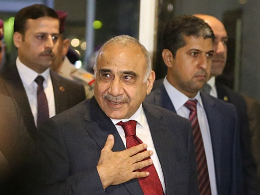 Iraqi parliament approves PM's resignation amid ongoing anti-gov't protests