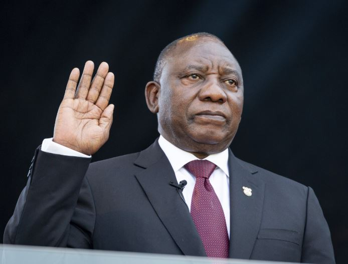 S. African president issues fresh warning to perpetrators of gender-based violence