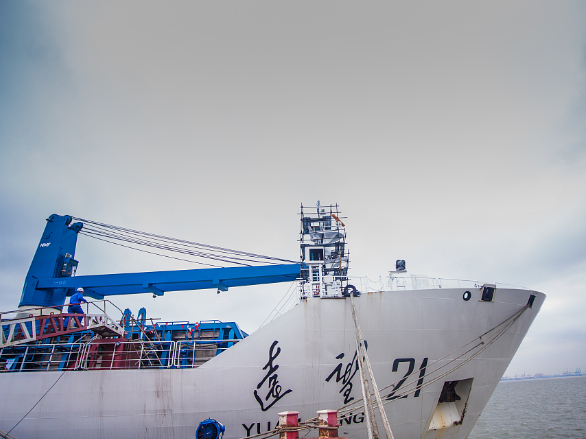 Tech China Weekly: rocket-carrying ships, new earth observation satellite, artificial sun