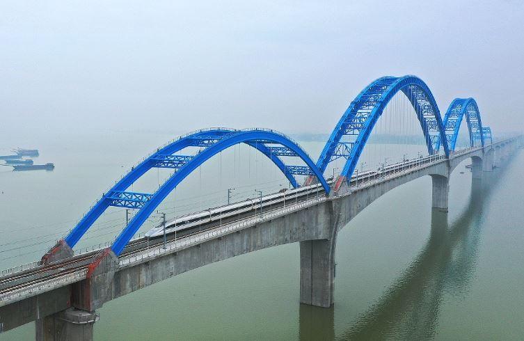 China's Hubei opens scenic high-speed railway