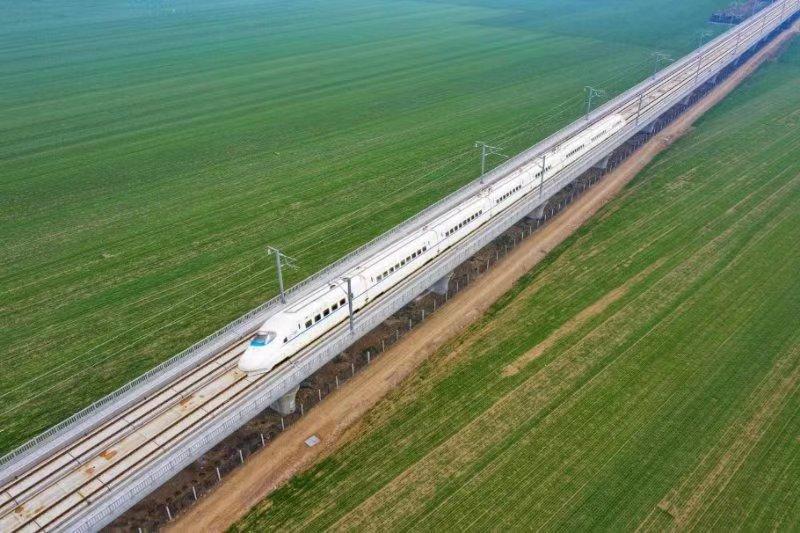 Zhengzhou-Fuyang high-speed railway starts operation