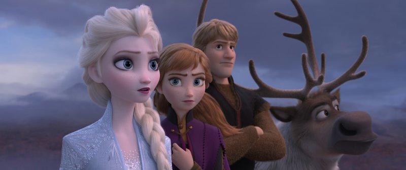 Disney's 'Frozen II' leads Chinese mainland box office