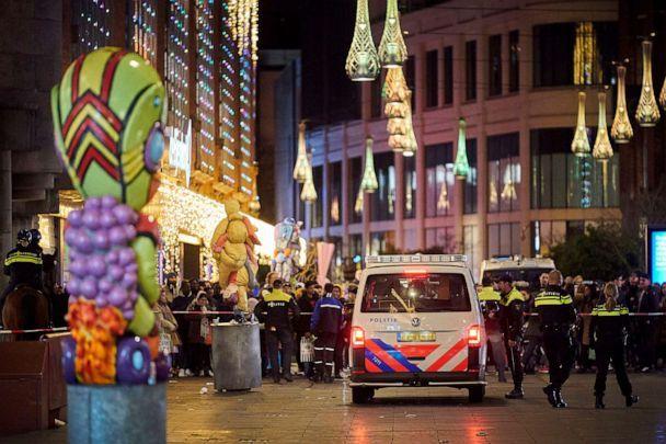Suspect in Netherlands stabbing that left 3 minors injured arrested