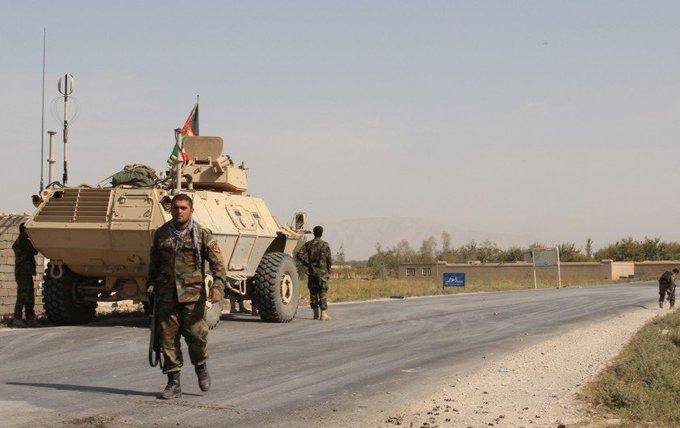 Taliban ambush leaves 12 dead in N. Afghanistan