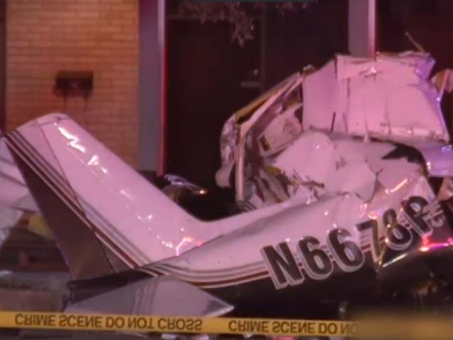 Officials: 3 dead after small plane crash in San Antonio