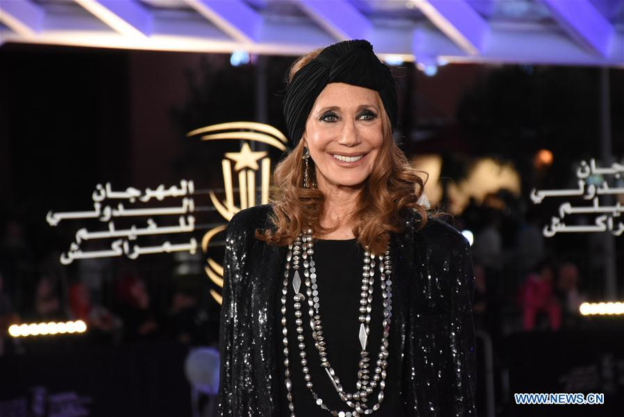 18th Marrakech International Film Festival held in Morocco