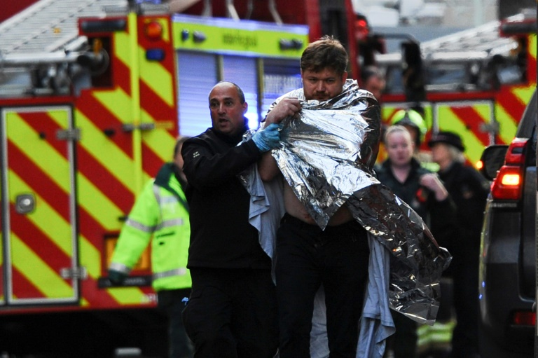 UK's Johnson vows to act as convicted terrorist named in London attack