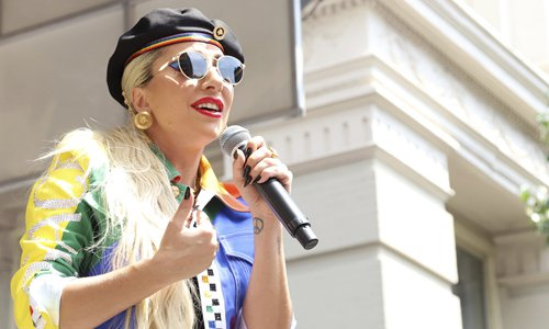 Chinese netizens bash Lady Gaga for 'supporting HK separatist' on social media