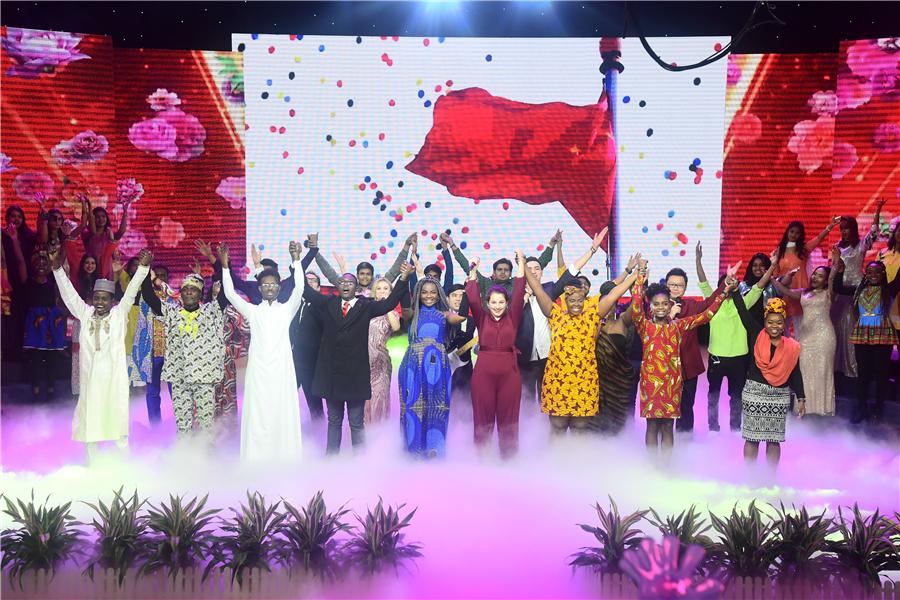 International friendship gala held in Shenyang