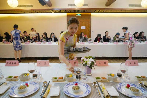 Festival promotes Hangzhou food culture to intl media