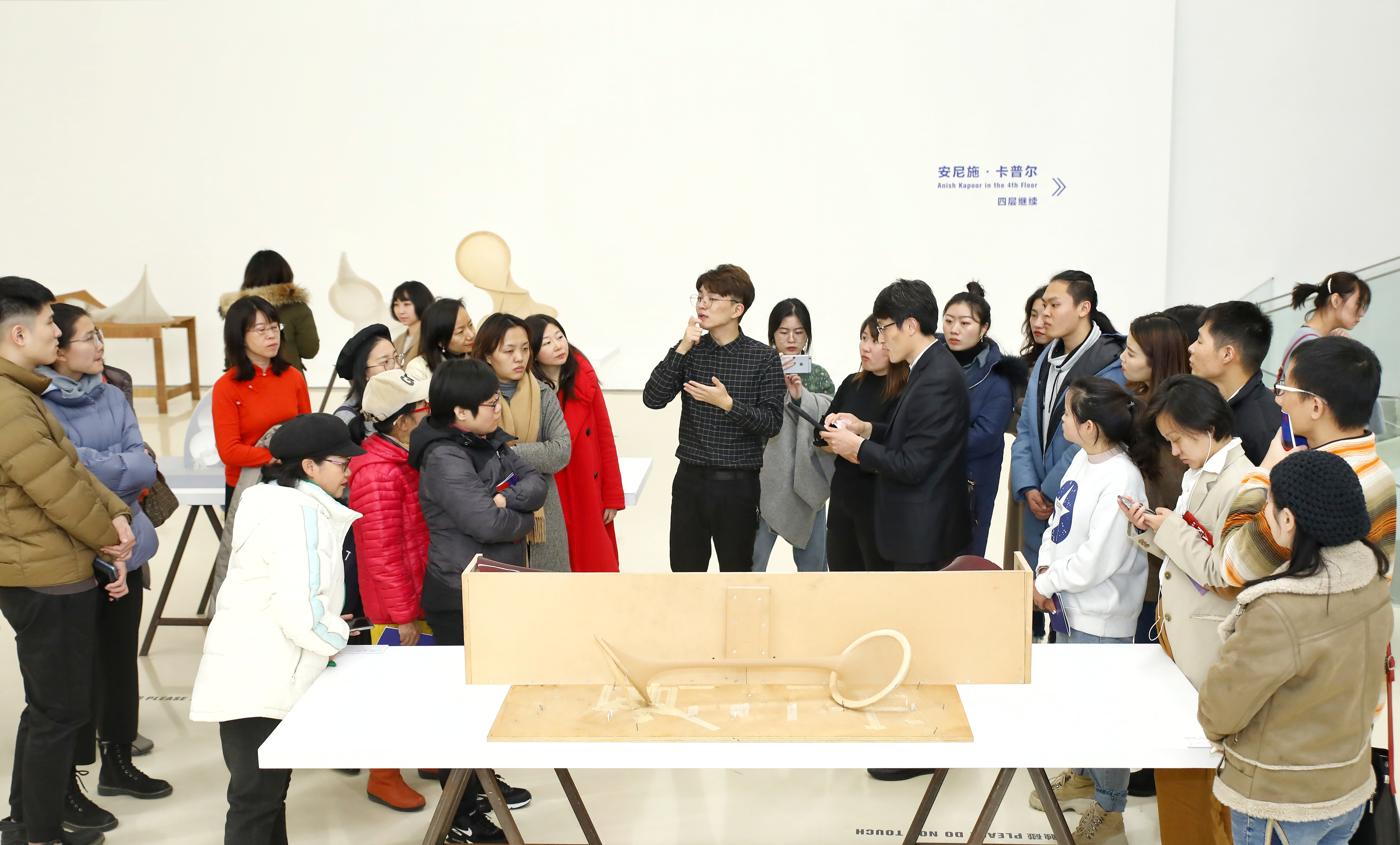 Barrier-free art exhibit opens in Beijing on World Disabled Day