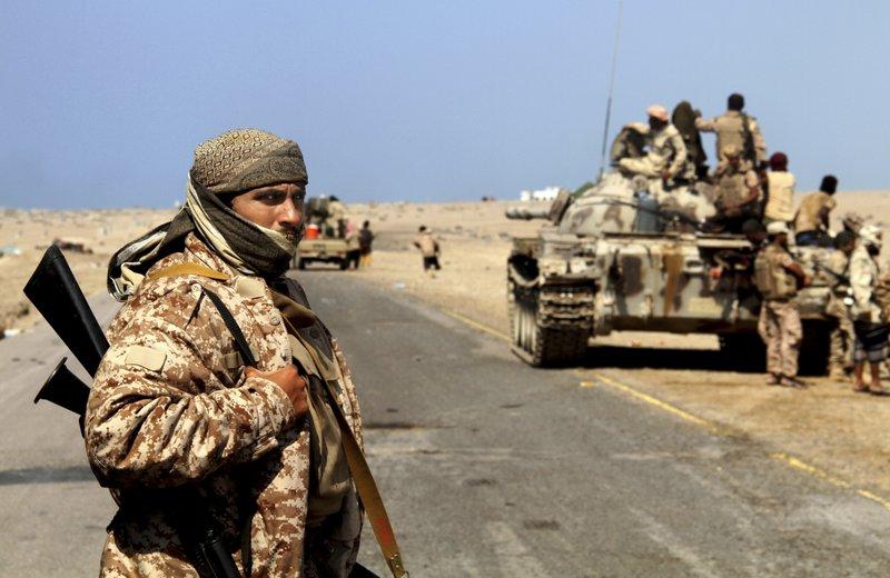 New batch of Saudi forces arrive in Yemen's Aden
