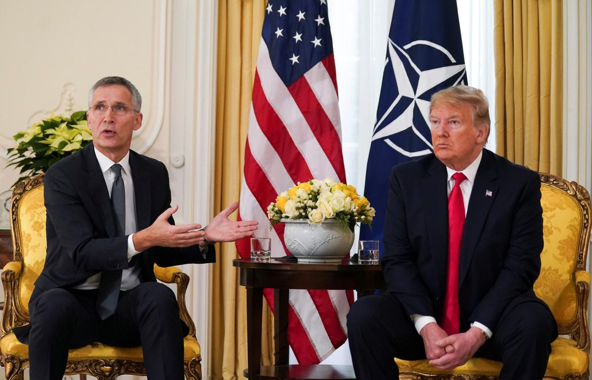 NATO's China claim baggage of history