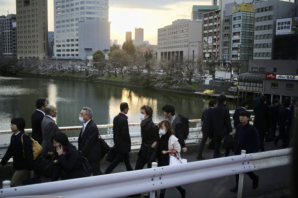 Japan's Osaka to implement 'compulsive off-work' by turning down computers automatically