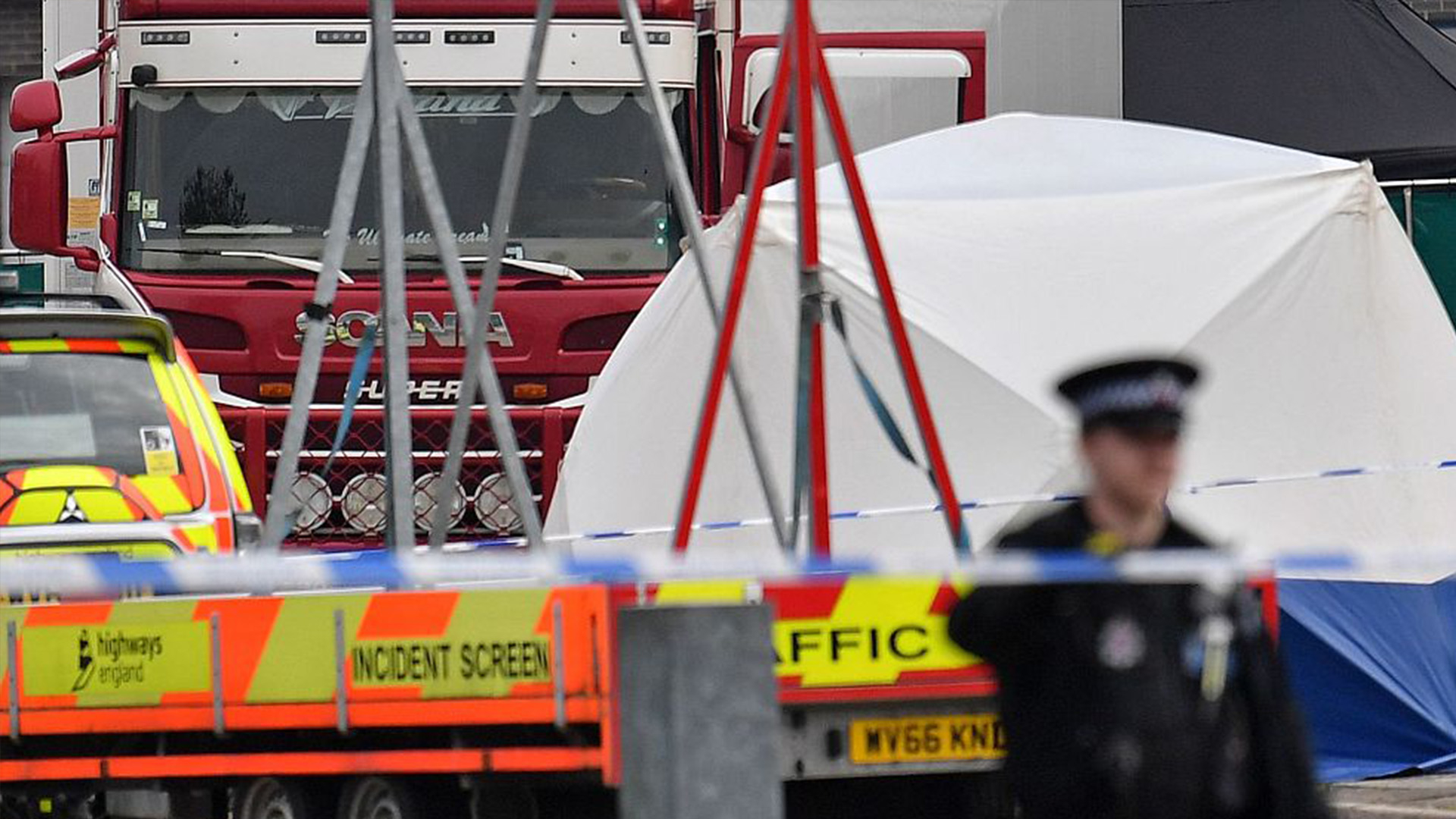 Wanted driver named after 12-year-old boy killed in car crash in southeast England
