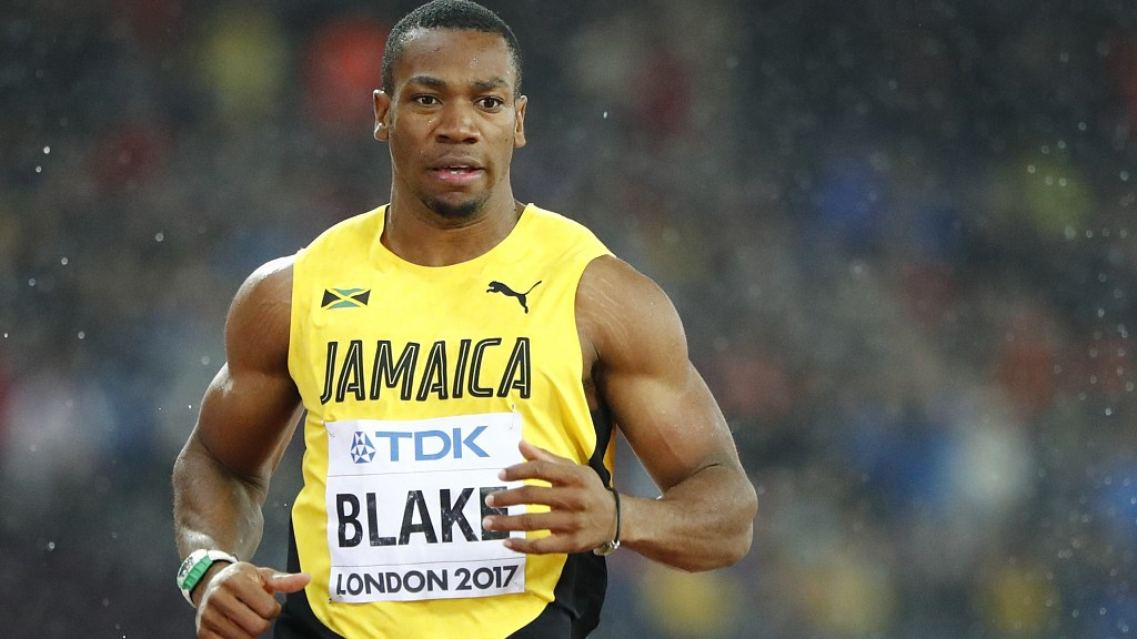 Sprint star Yohan Blake lashes IAAF chief Coe for 'killing' athletics