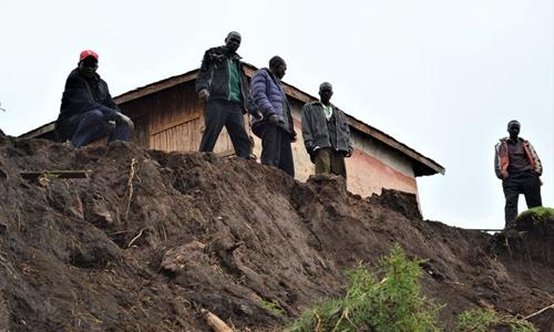 132 people killed in Kenya's rain-triggered disasters