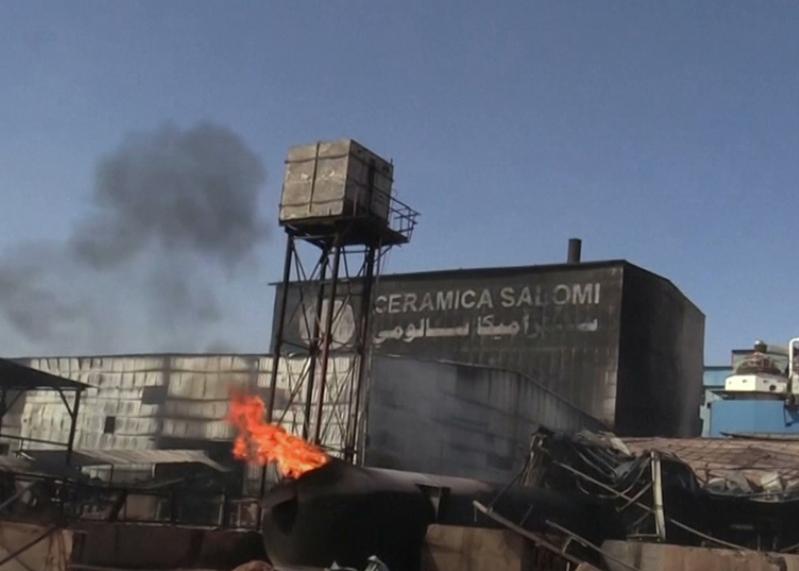 23 people dead in Sudan factory fire