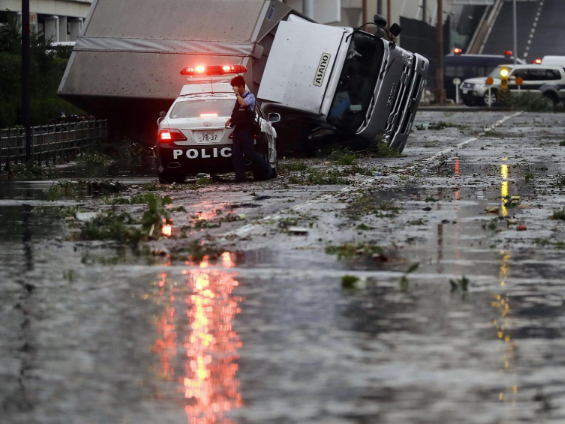 In nations rich and poor, climate-related disasters on the uptick